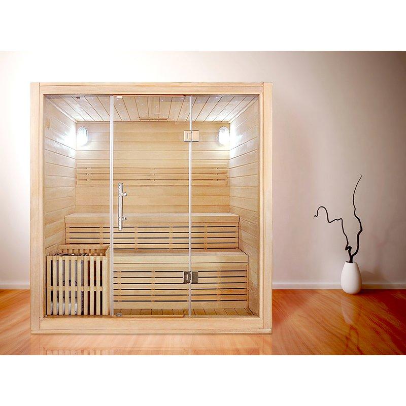 """4-Personen Sauna """" Avola """""""